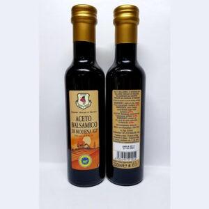 Bottiglia 500 ml Aceto Balsamico Modena 2 Foglie Shop Vepral