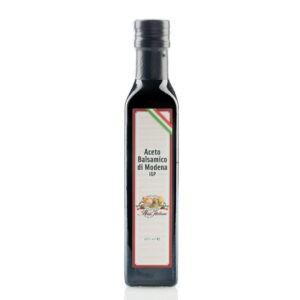 Bottilgia 250 ml Aceto Balsamico Modena 2 Foglie Shop Vepral