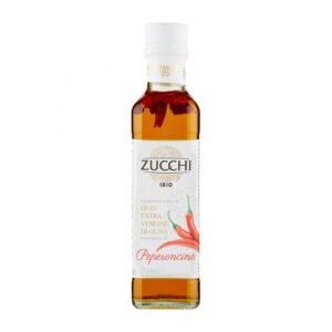 Bottiglia 250 ml Olio Peperoncino Zucchi Shop Vepral