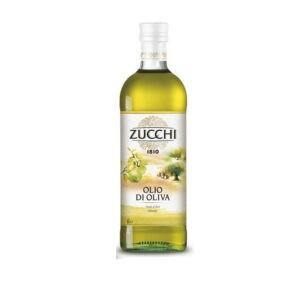 Bottiglia Vetro 1 litro Olio d'Oliva Zucchi Shop Vepral