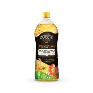 Bottiglia 1 litro d'Olio Semi Vari Zucchi Shop Vepral