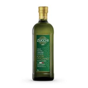 Bottiglia 1 litro Olio EVO Zucchi Shop Vepral