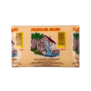 Confezione 1 kg Polenta Gialla Molino Cereser Shop Vepral