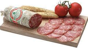 Salame Nostrano s/aglio Circa 450 grammi Brugnolo Giancarlo Shop Vepral