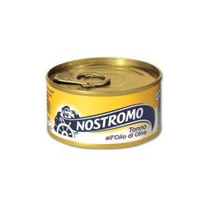 Scatoletta 80 grammi Tonno Olio Nostromo Shop Vepral