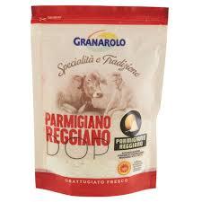 PARMIGGIANO REGGIANO DOP GRATTUGIATO 90 GR