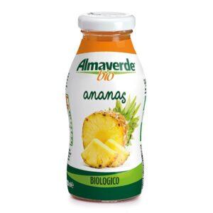bevanda ananas bio almaverde in vetro 200 millilitri shop vepral