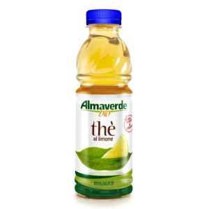 bottiglia plastica the limone bio almaverde 500 millilitri shop vepral