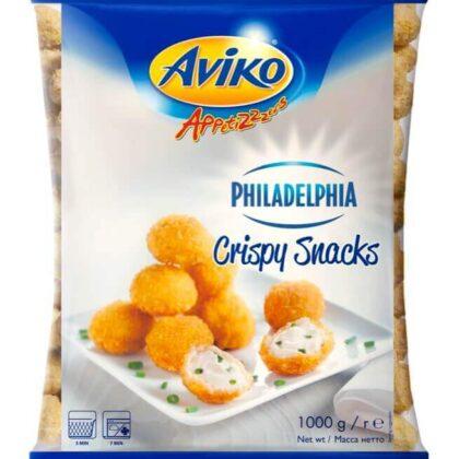 Philadelphia Crispy Snacks Aviko – 1 kg